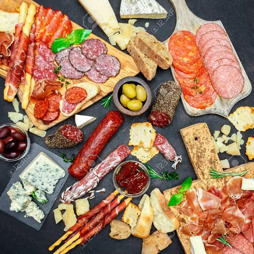 thankful salami snack-it